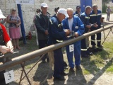 Конкурс профессионального мастерства аварийных бригад государственных стационарных учреждений социального обслуживания Кемеровской области